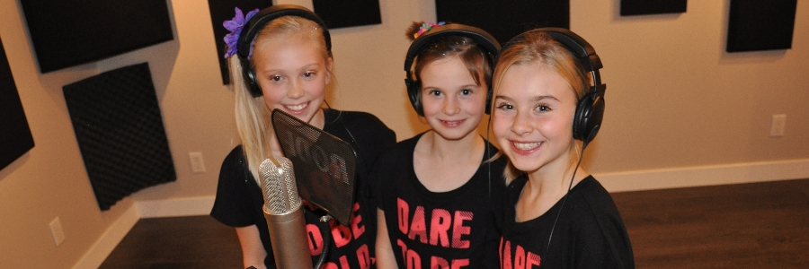 airdrie music lessons - studio experience