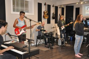 rockband class in airdrie ab